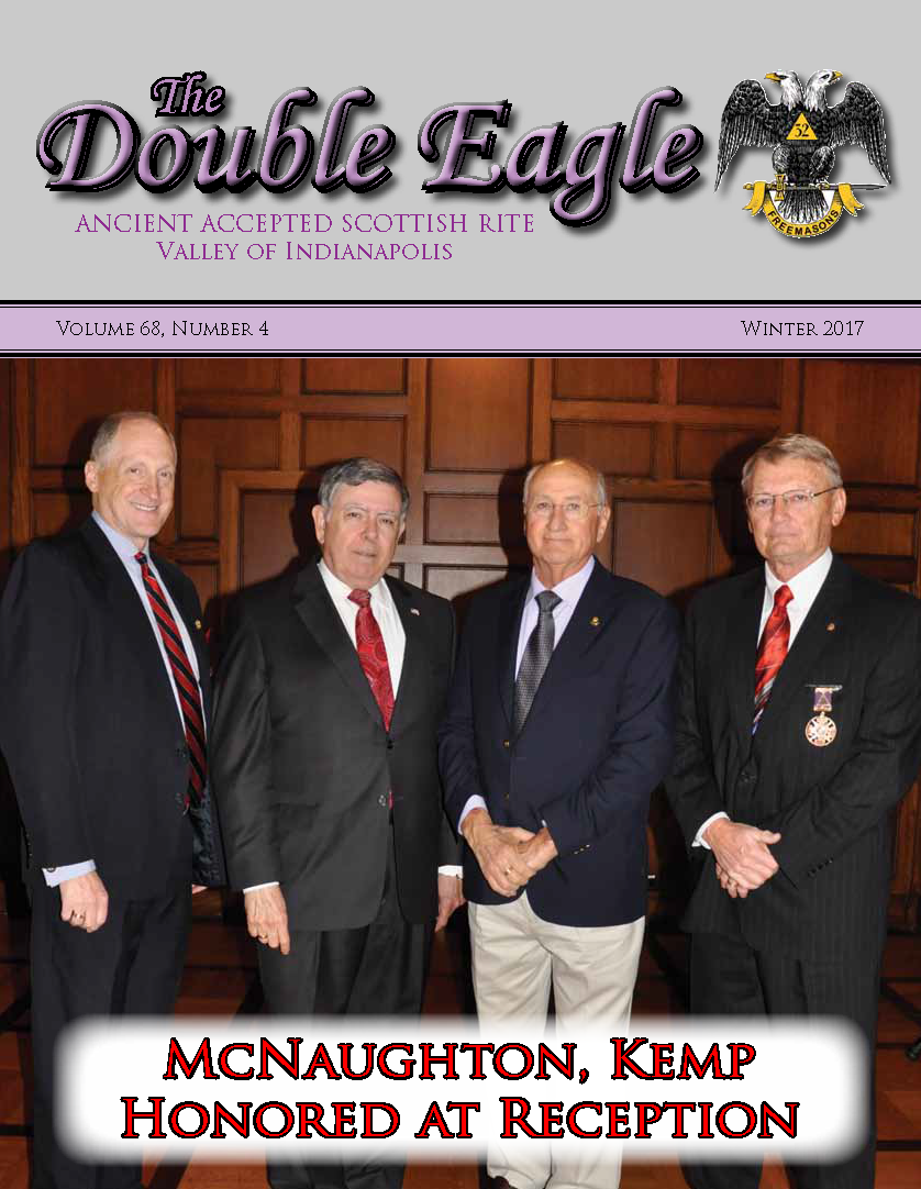 Double Eagle Winter 2017 Cover