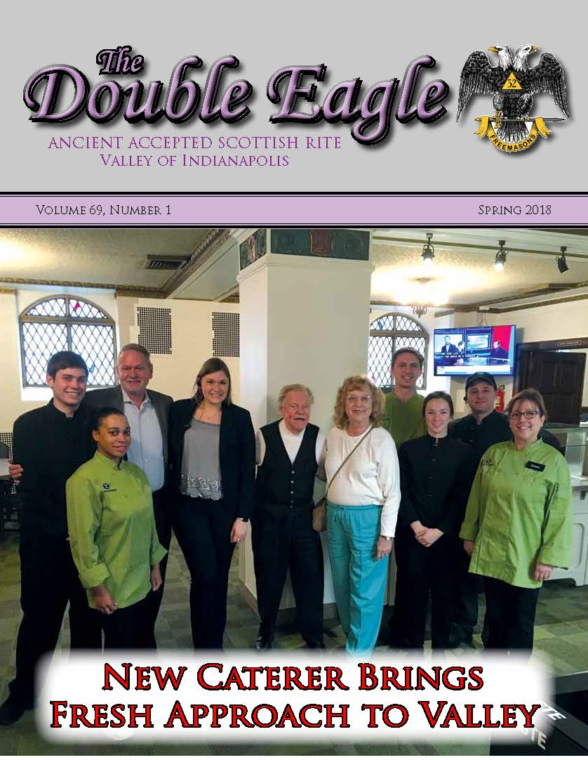 Double Eagle Spring 2018 Cover