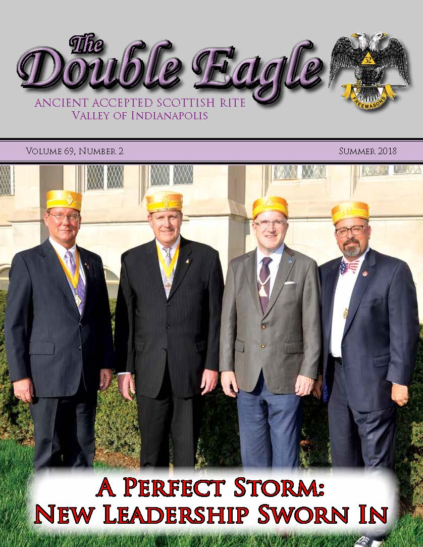 Double Eagle Summer 2018 Cover