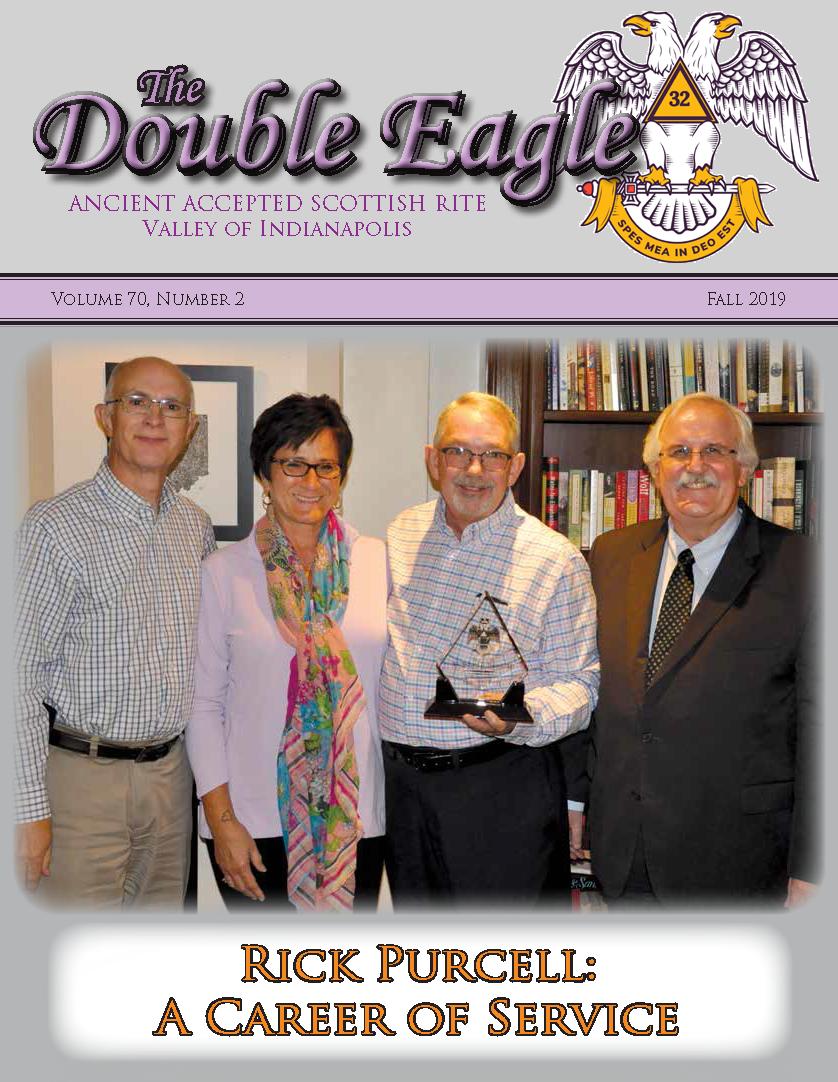 Double Eagle Fall 2019 Cover